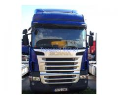 Camioane rulate Scania MAN DAF Volvo Iveco Renault